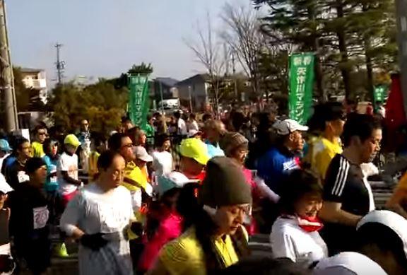 矢作川マラソン 関門