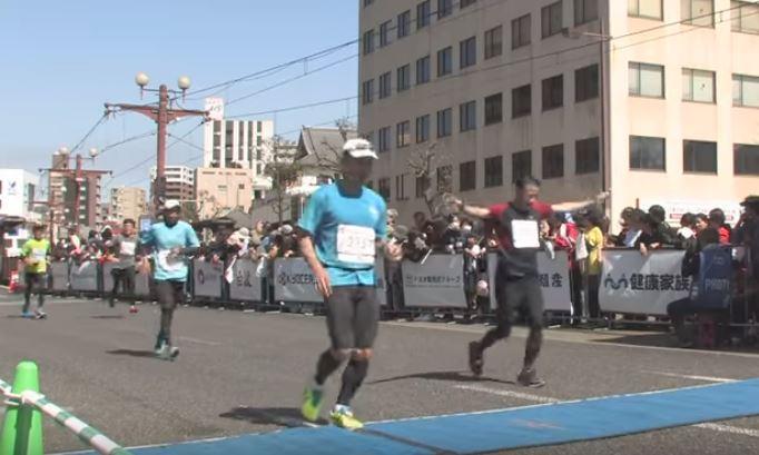 鹿児島マラソン 関門