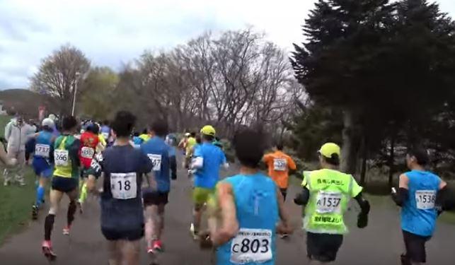 日刊スポーツ豊平川マラソン 攻略