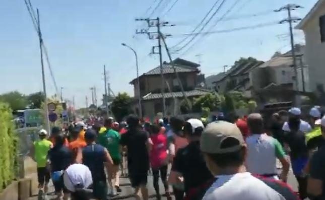 春日部大凧マラソン エントリー