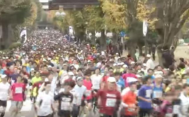 金沢マラソン2019 エントリー