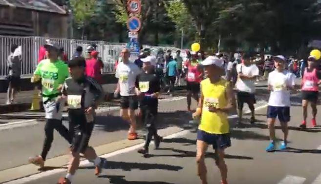 越後湯沢秋桜ハーフマラソンの攻略法