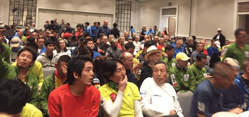 Race Briefing