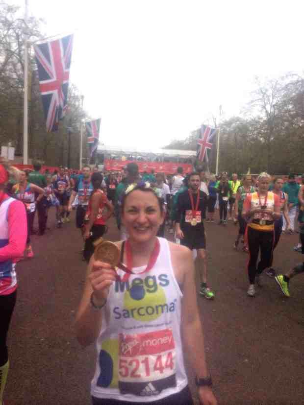 Final London Marathon