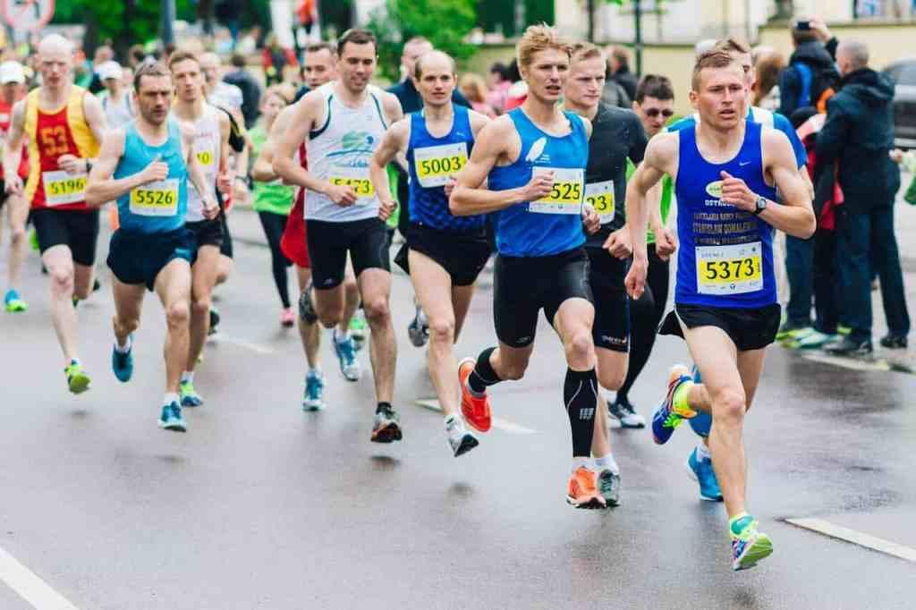 4-hr marathon