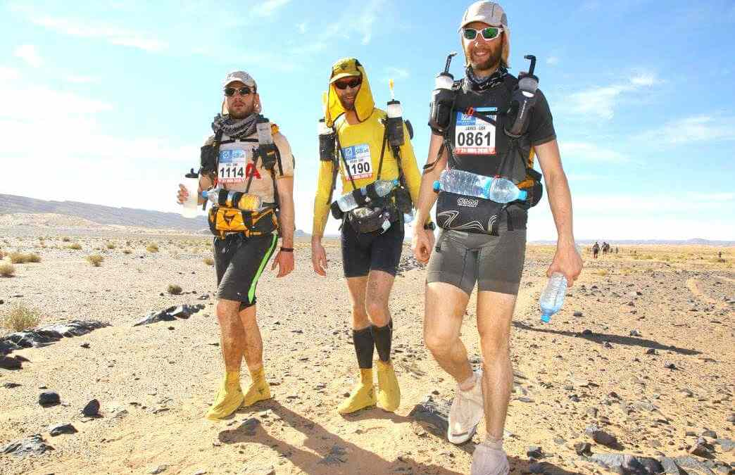 Marathon Des Sables – An Honest Account From An Under-Prepared Runner