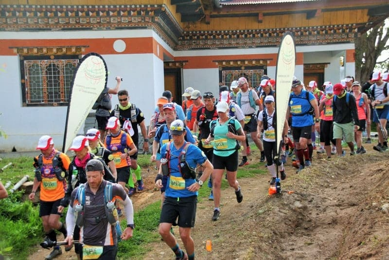 Global Limits Bhutan - The Last Secret - 200km Race Report 23