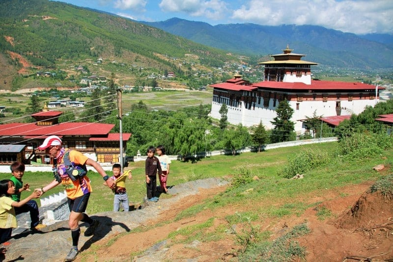Global Limits Bhutan - The Last Secret - 200km Race Report 66