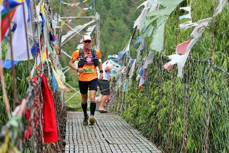 Global Limits Bhutan - The Last Secret - 200km Race Report 71