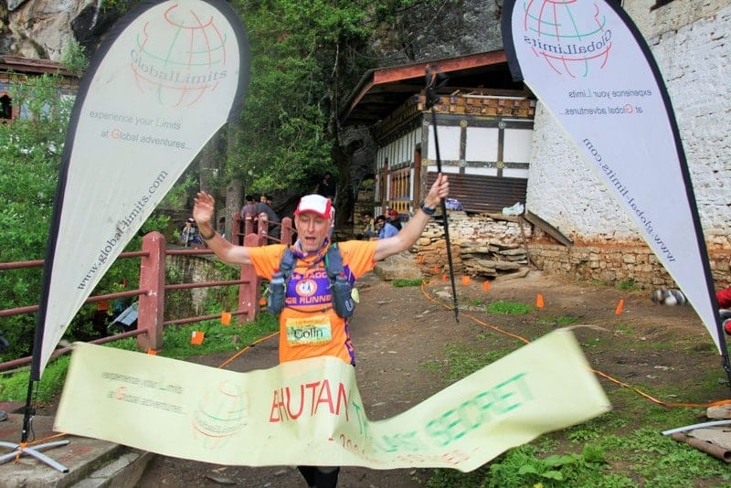 Global Limits Bhutan - The Last Secret - 200km Race Report 84