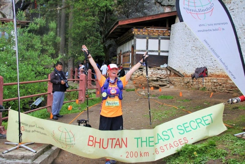 Global Limits Bhutan - The Last Secret - 200km Race Report 85