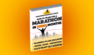 My New Marathon eBook – Marathon In 3 Months