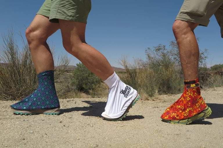 Gaiters for Runners