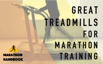 Best Treadmills for Marathon Training: 2020 Edition