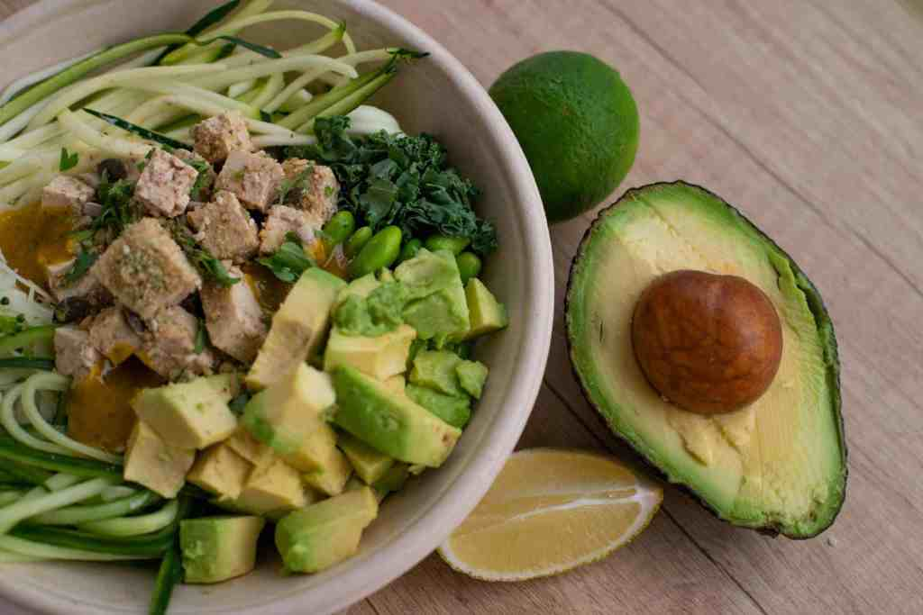 half marathon training nutrition avocado