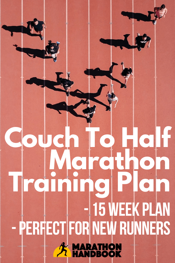 Couch to Half Marathon Training Plan 2