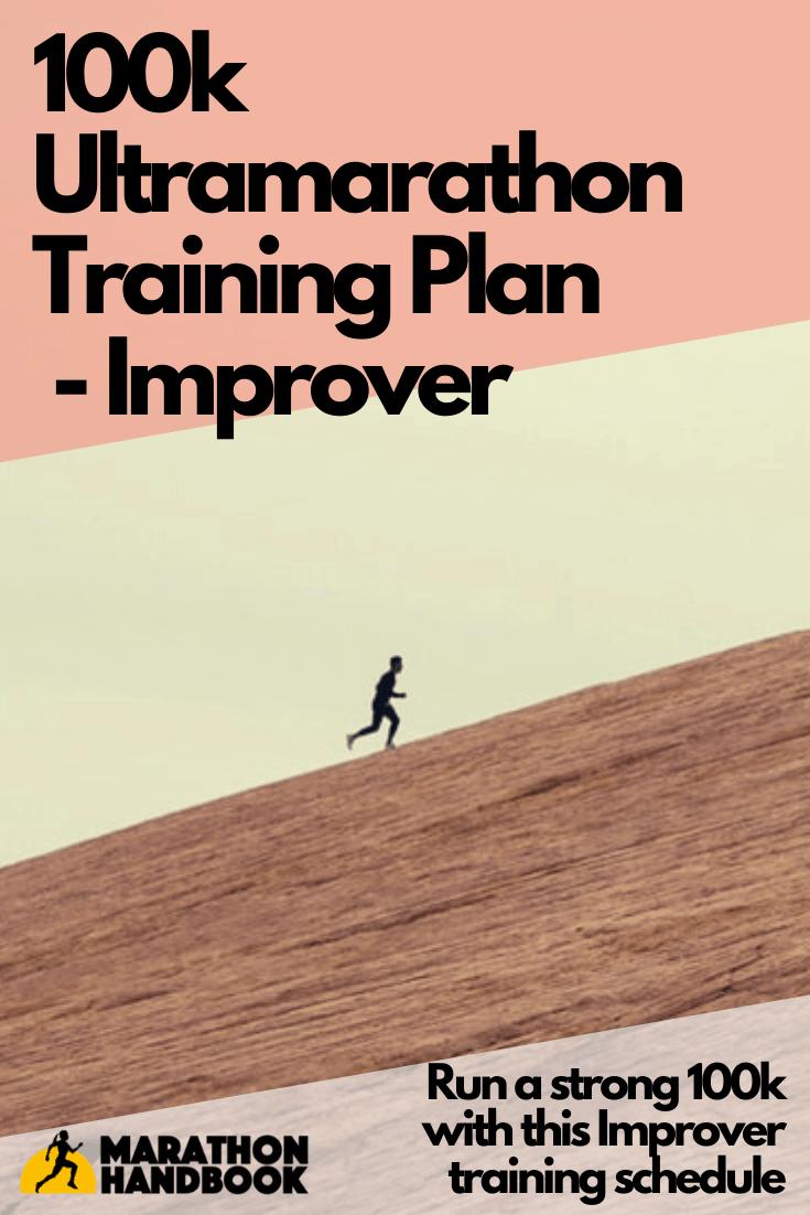 100k training plan - improver