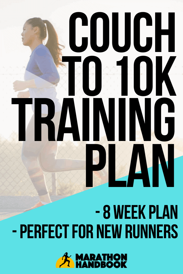 Couch to 10k Training Plan 2