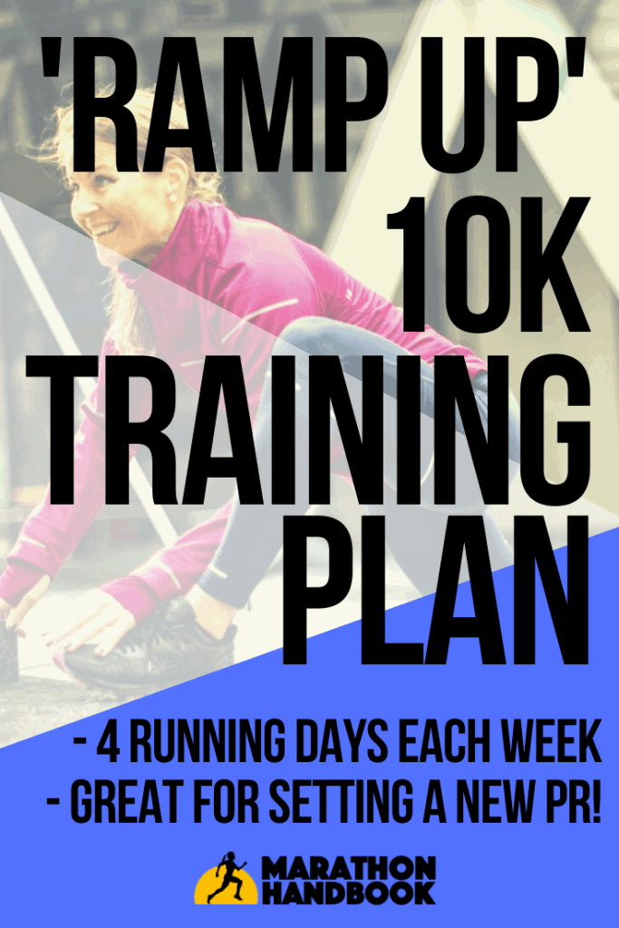 Ramp Up 10k Training Plan
