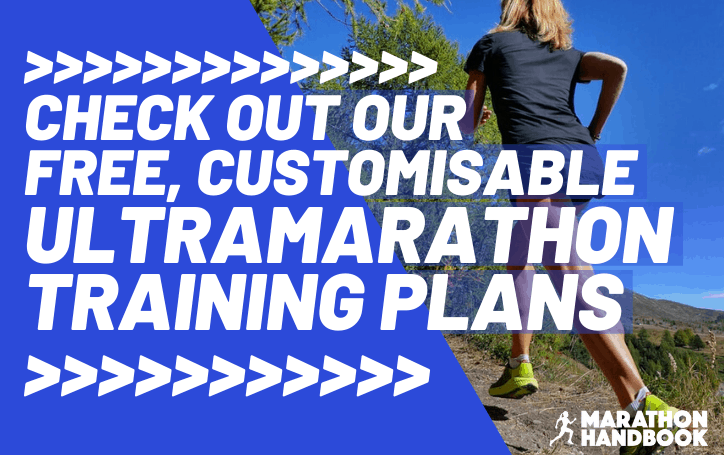 Ultimate Ultramarathon Training Plans