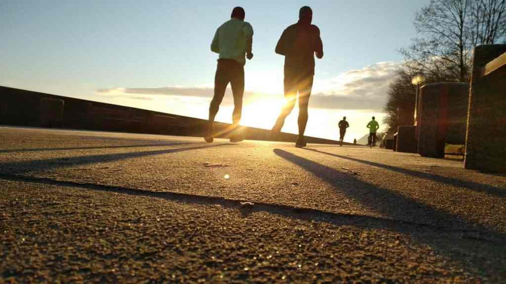 start running again
