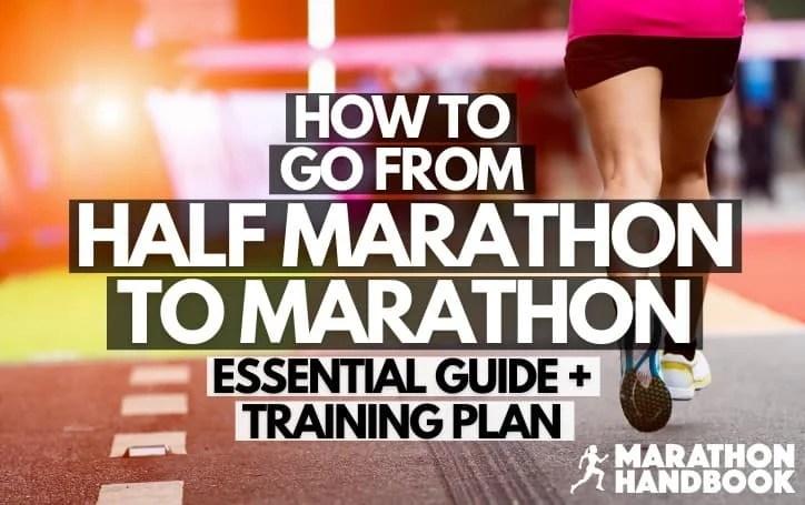 half marathon to marathon