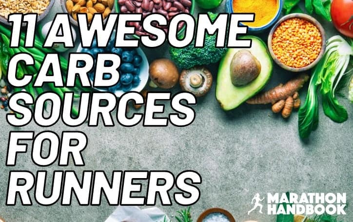 11 Great Carbohydrate Sources For Runners (2)