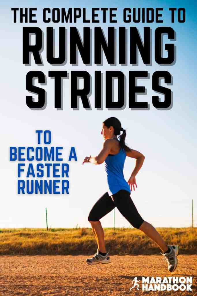 the complete guide to running strides