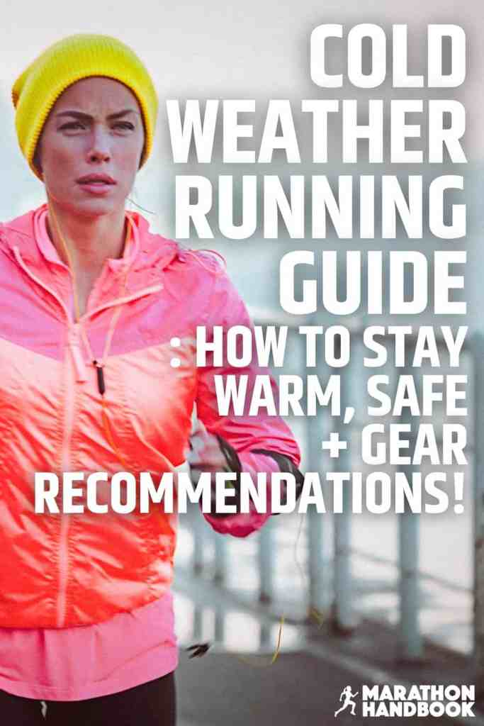 cold weather running guide