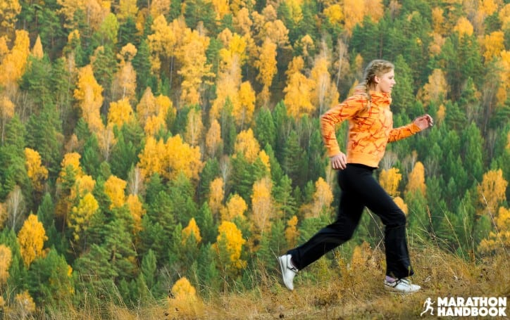 running uphill benefits