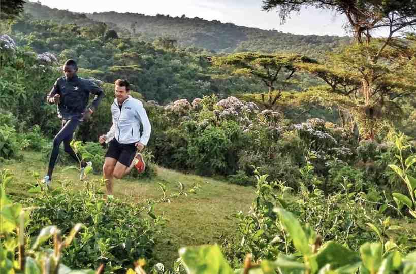 How The Ugandans Train For a Marathon 1