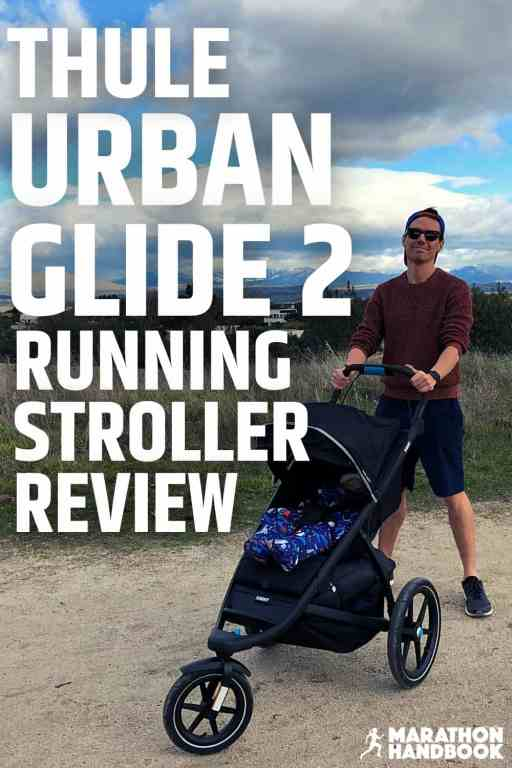 thule urban glide 2 running stroller review