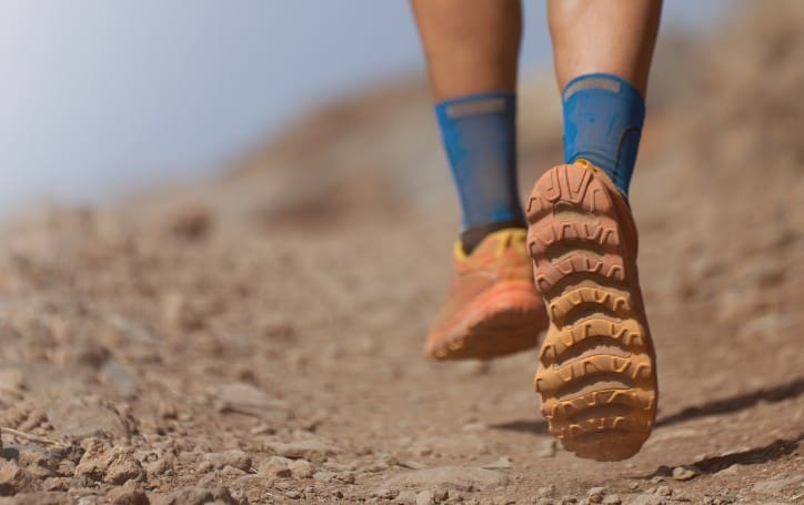 trail running shoe, type of running shoes