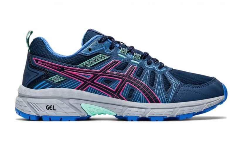 best marathon running shoes women asics gel venture 7