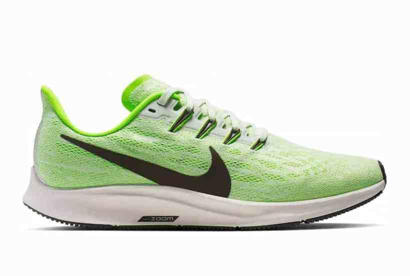 best marathon running shoes Nike Pegasus 36