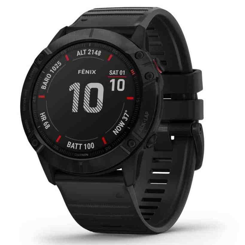 garmin fenix 6x pro  best ultra running watch