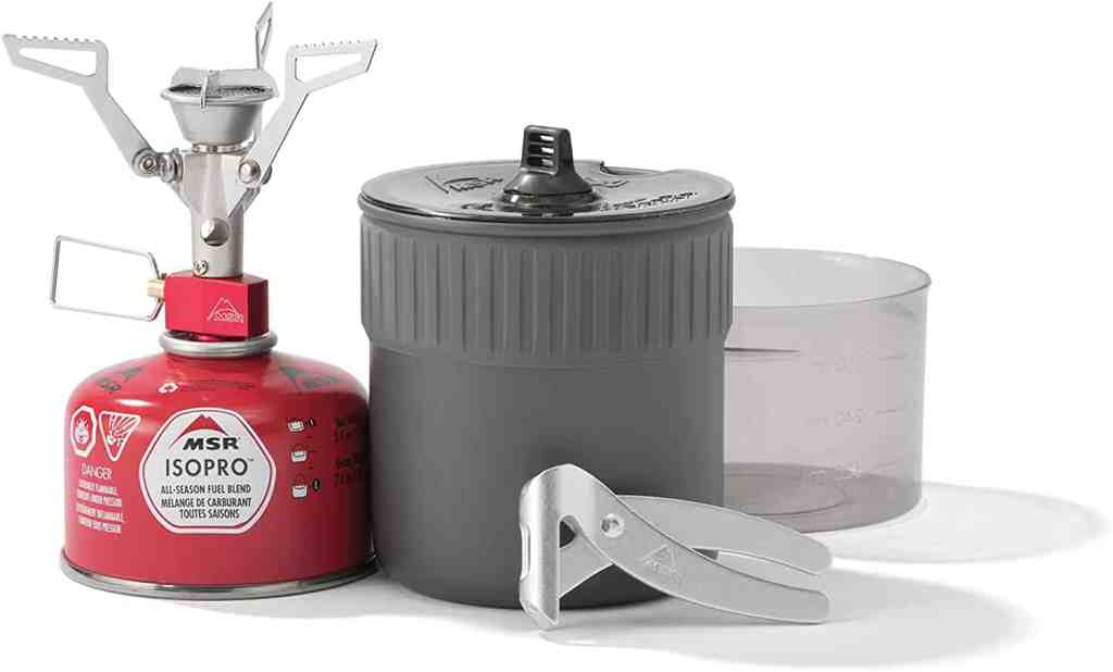 pocketrocket fastpacking stove 2
