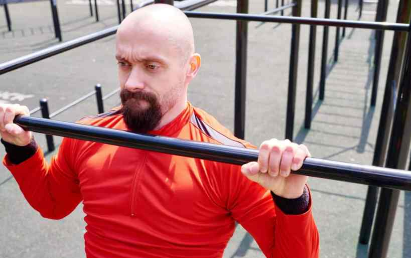 bodyweight exercises for runners pull-ups