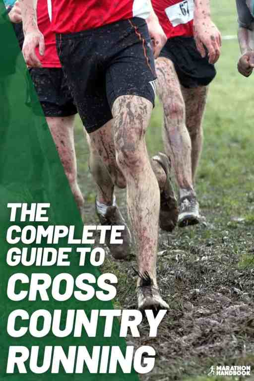 the complete guide to cross country running