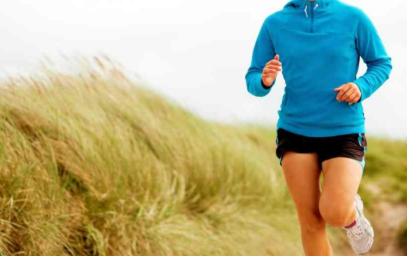 when was running invented!
