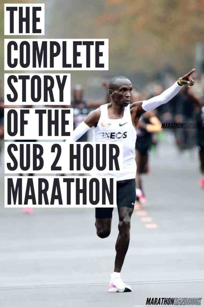 The Complete Story of The Sub 2 Hour Marathon