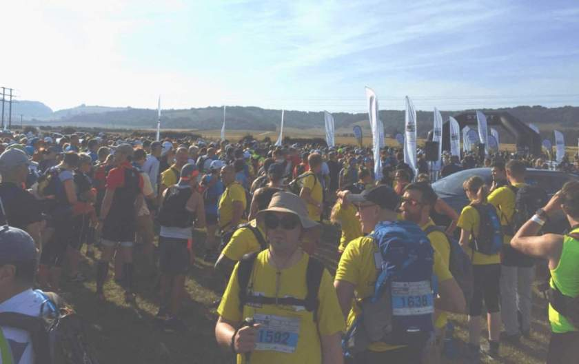 How I Ran My First 100k - Race To The Stones 1