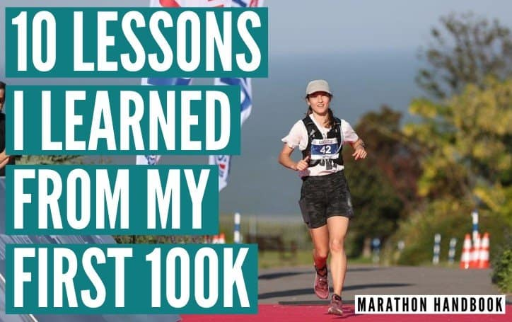 10 lessons I learned from my first 100k