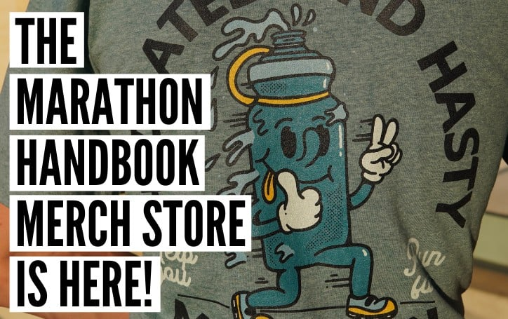 Introducing Our Running Merch Store!
