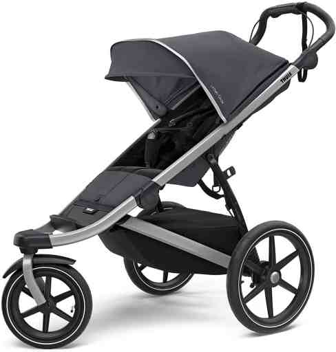 Running With a Stroller: 13 Tips + Safety Guide For Parents 1