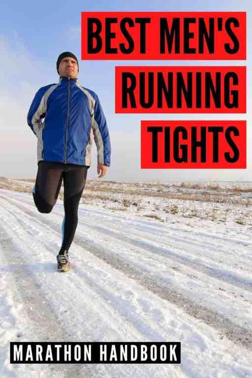 men's running tights