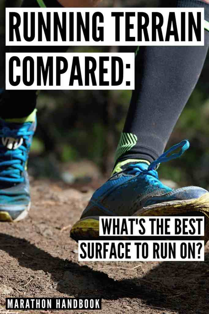 Running Terrain Compared: What's The Best Surface To Run On?