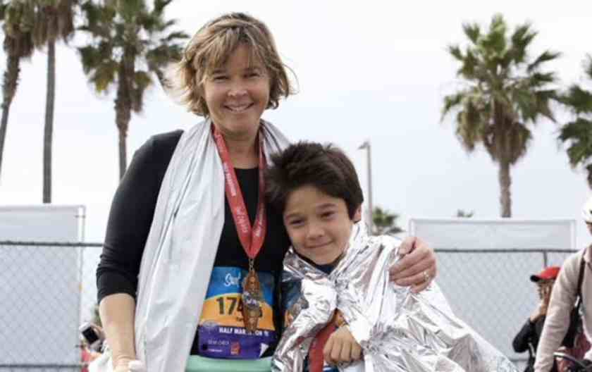 13 TIPS TO BALANCE RUNNING AND BEING A PARENT