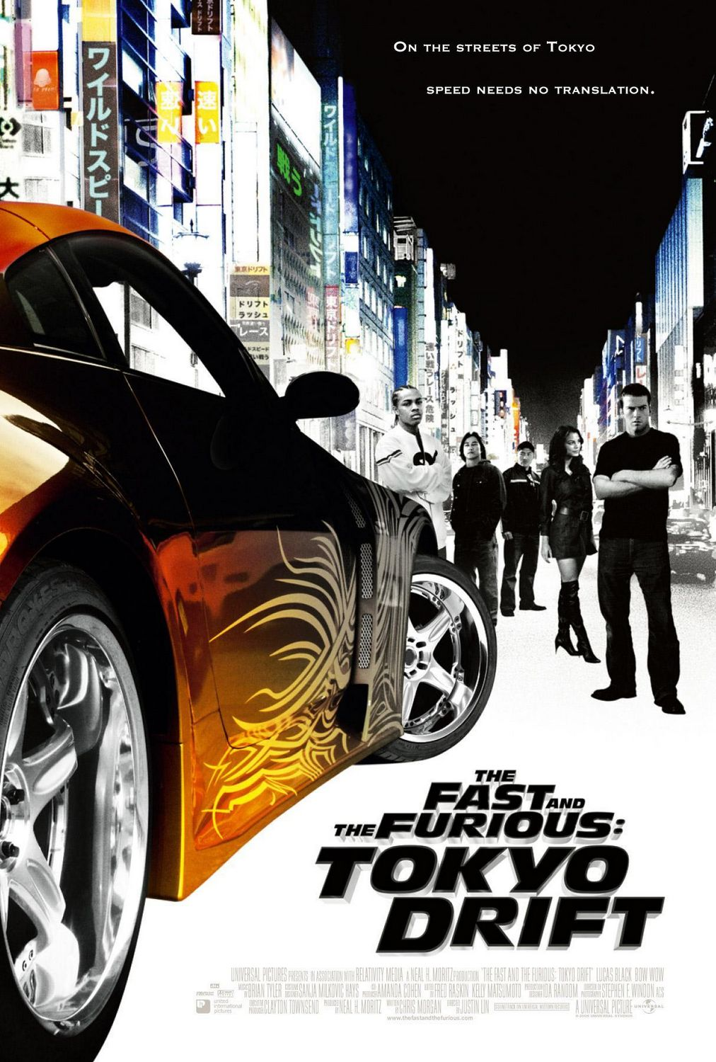 S01E09: The Fast and the Furious: Tokyo Drift