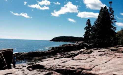 Stunning views everywhere at Acadia National Park